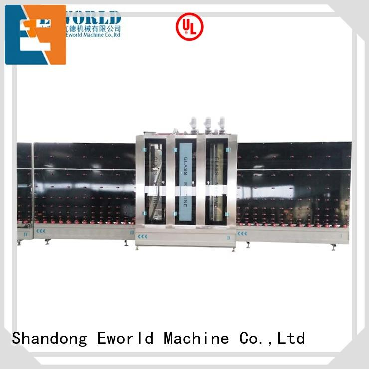 Eworld Machine fine workmanship double glazing machinery provider for manufacturing