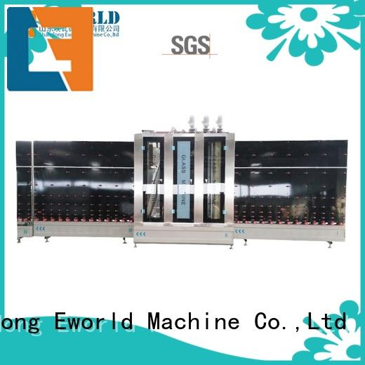 Eworld Machine standardized flat pressing insulating glass machine glazing for industry