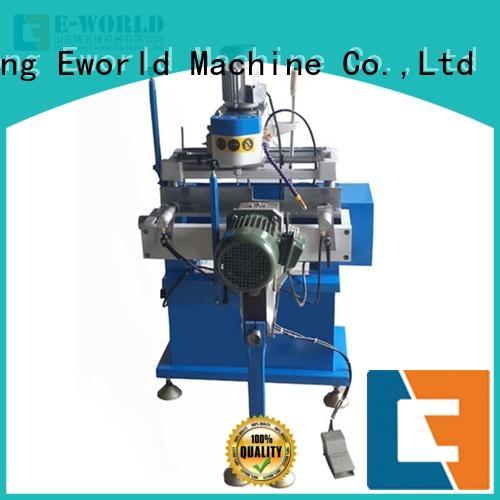 Eworld Machine new vinyl window machine order now for importer