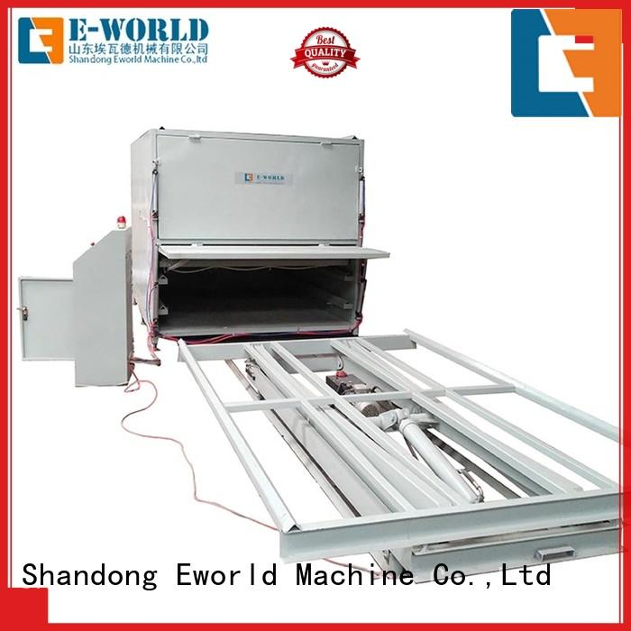 Eworld Machine competitive price glass laminating equipment supplier for industrial production