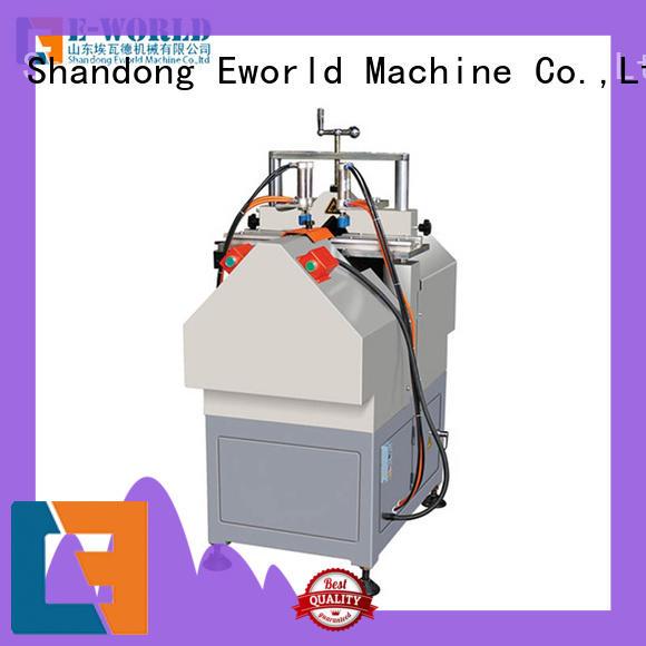 Eworld Machine customized pvc glass making machine supplier for manufacturing