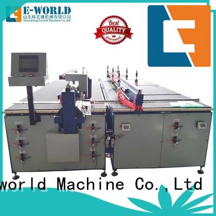 Eworld Machine good safety glass cutting tilting table exquisite craftsmanship for sale