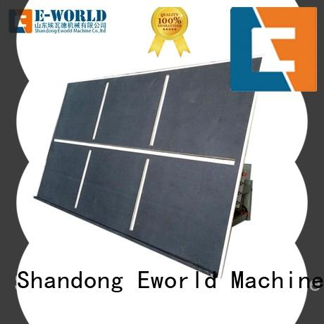 Eworld Machine high reliability manual mosaic glass cutting table dedicated service for industry