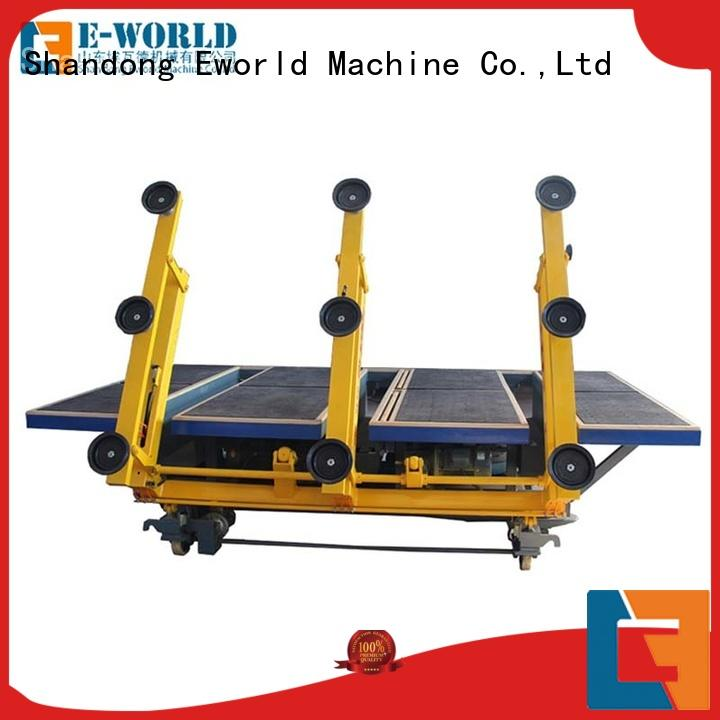 Eworld Machine table laminated glass cutting machine foreign trader for sale