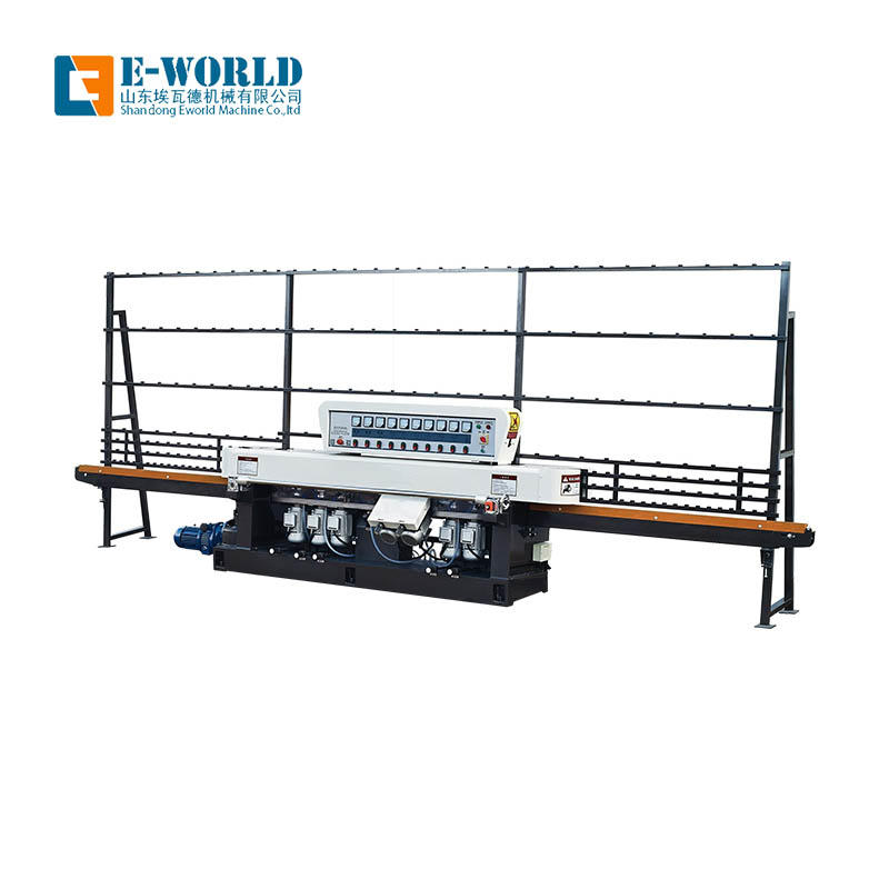 Professional Glass straight edging machine