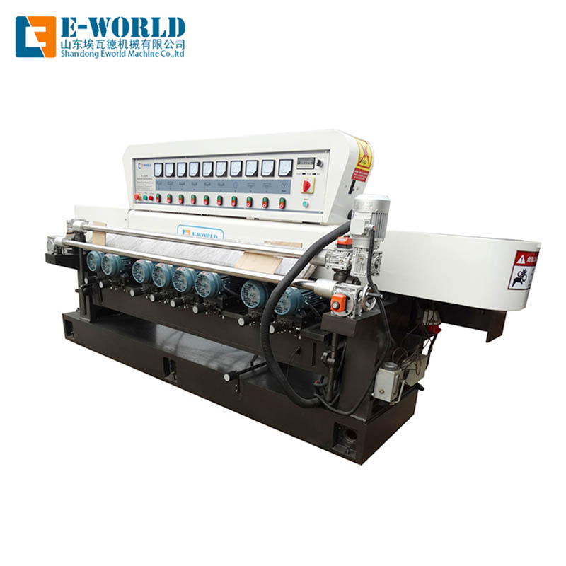 Eworld Machine edging mirror glass polishing machine manufacturer for global market-1