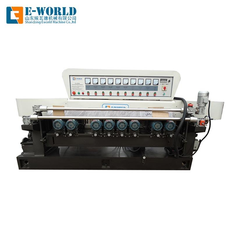 Straight line Glass beveling machine