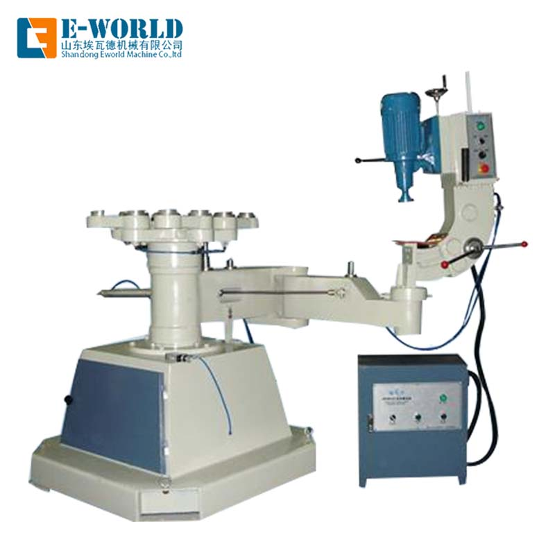 Eworld Machine technological glass edge processing machine manufacturer for industrial production-2