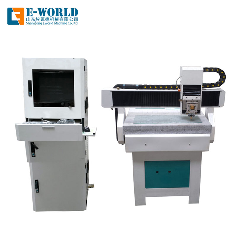Eworld Machine reasonable structure automatic shaped glass cutting machine for business for industry-1