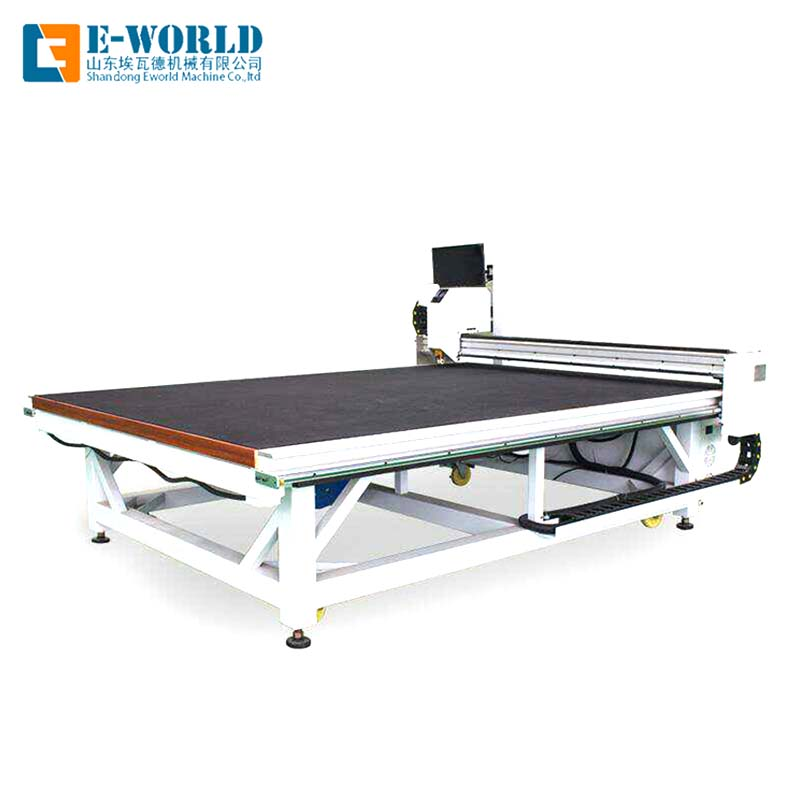 Eworld Machine cnc cnc glass cutting dedicated service for industry-1