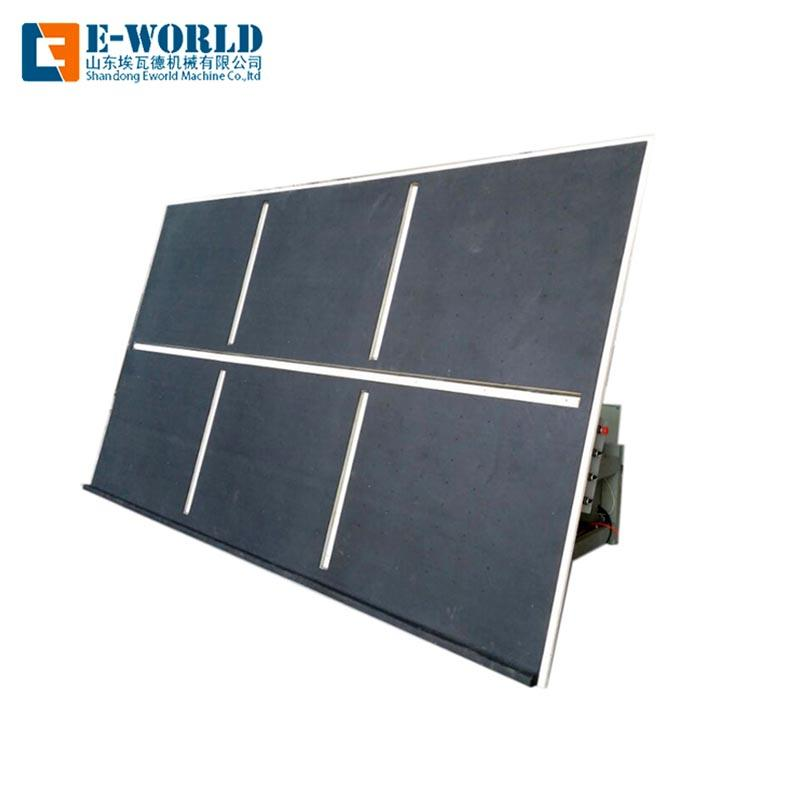 Air float Glass cutting tilting table