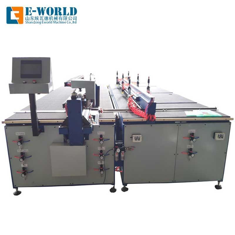 laminated glass cutting machine