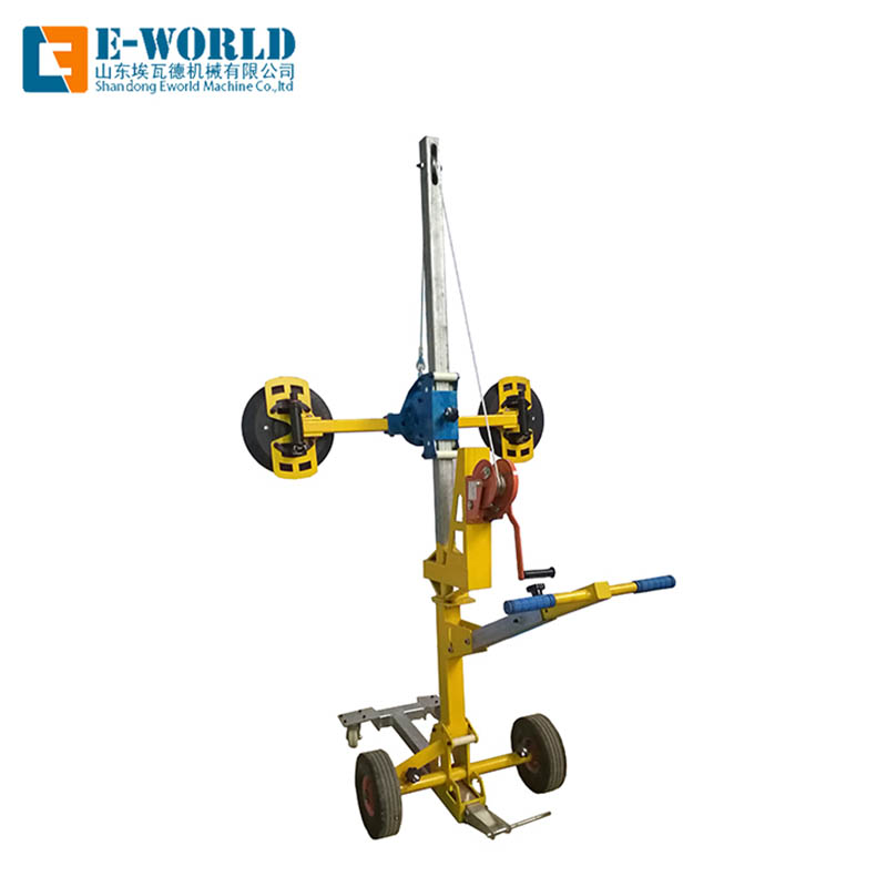 Eworld Machine electric curved bus glass lifter terrific value for industry-1