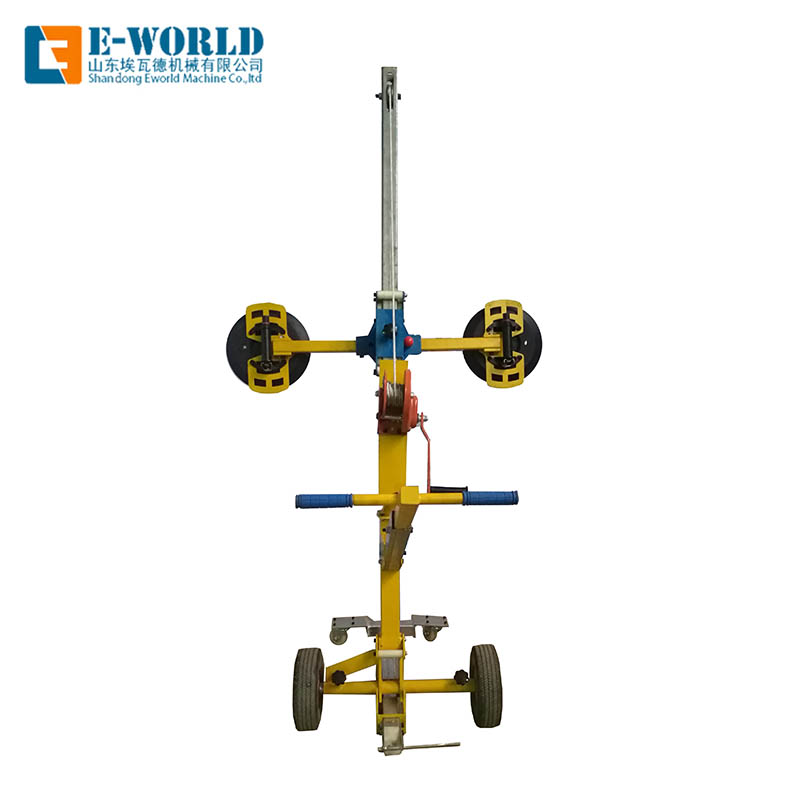 Eworld Machine electric curved bus glass lifter terrific value for industry-2