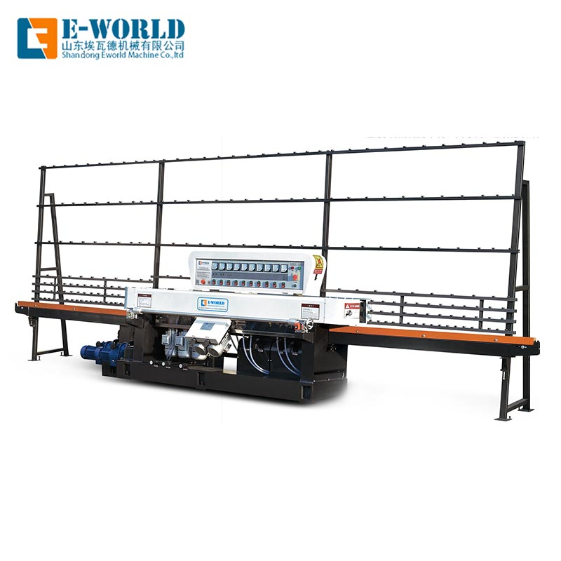 Eworld Machine automatic glass polishing equipment supplier for industrial production-1