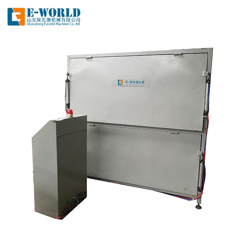 Eworld Machine low cost laminated glass furnace great deal for manufacturing-2