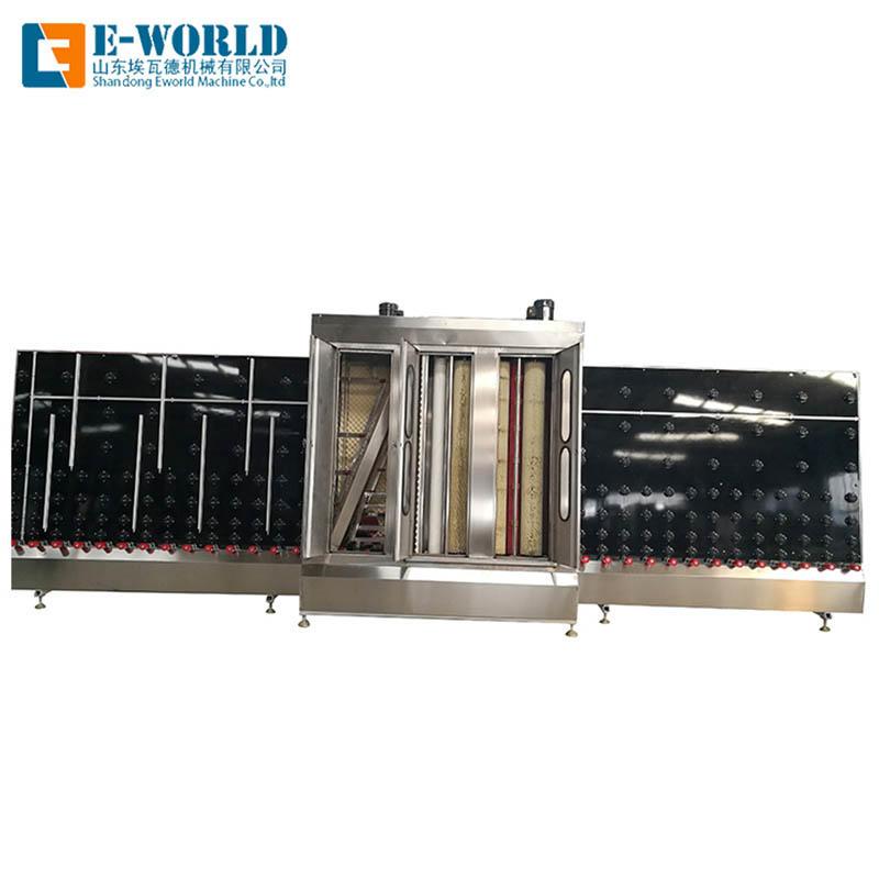 Open top Vertical glass washing machine