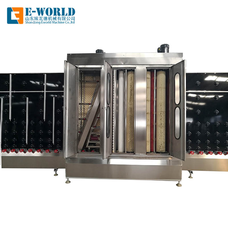 top glass washing and drying machine combo speed suppliers for manufacturing-1