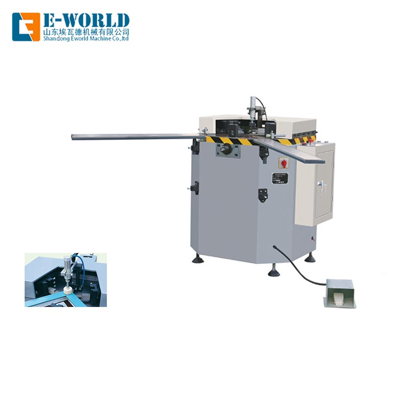 Eworld Machine aluminum aluminium window crimping machine OEM/ODM services for global market-1