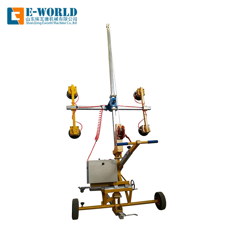 Eworld Machine standardized glass handling lifter factory for industry-1