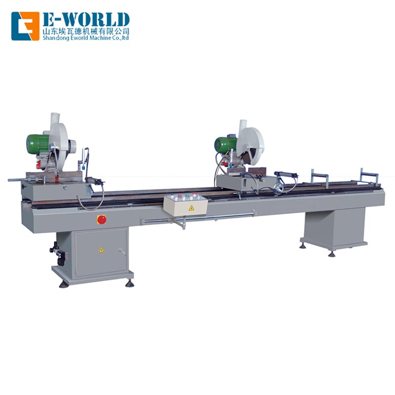 Eworld Machine latest pvc window machinery for sale supplier for industrial production-1