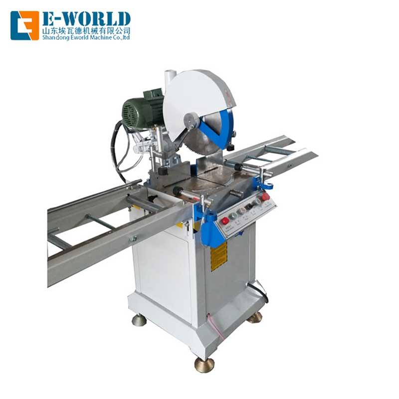Professional PVC single head cutting saw