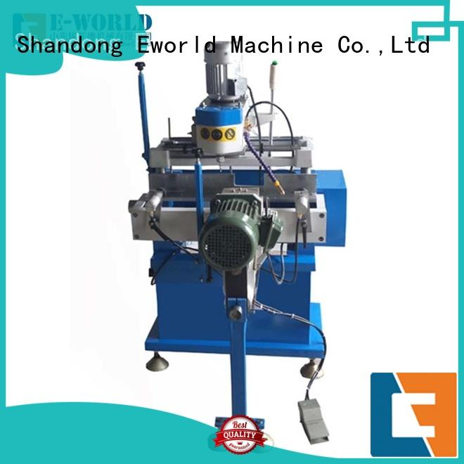 new PVC window production line saw supplier for manufacturing