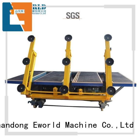 Horizontal Automatic glass loading table