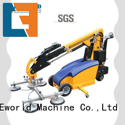 Eworld Machine original dual cup suction lifter for industry