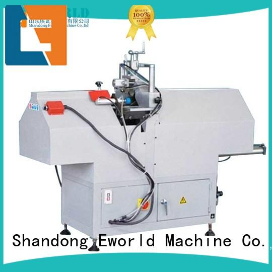 Eworld Machine doorwindow upvc windows doors equipment supplier for importer