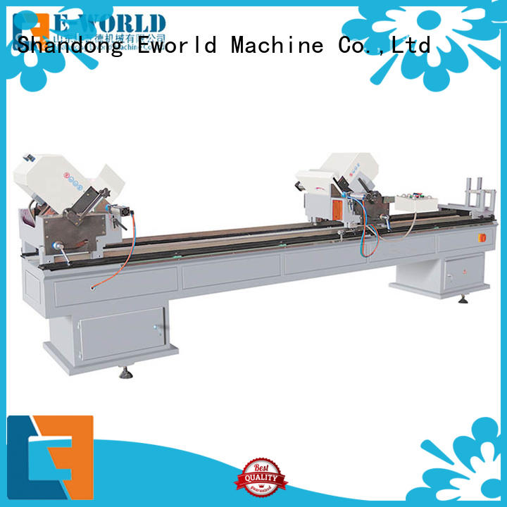 customized pvc window fabrication machine supplier for manufacturing