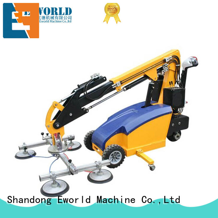 Eworld Machine transport glass lifting equipment terrific value for distributor