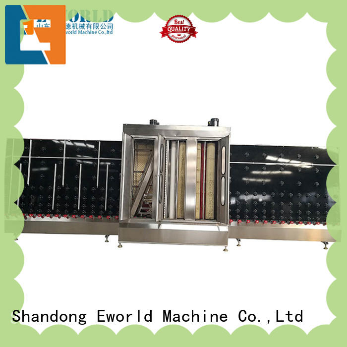 Eworld Machine technological glass drying machine supplier for distributor