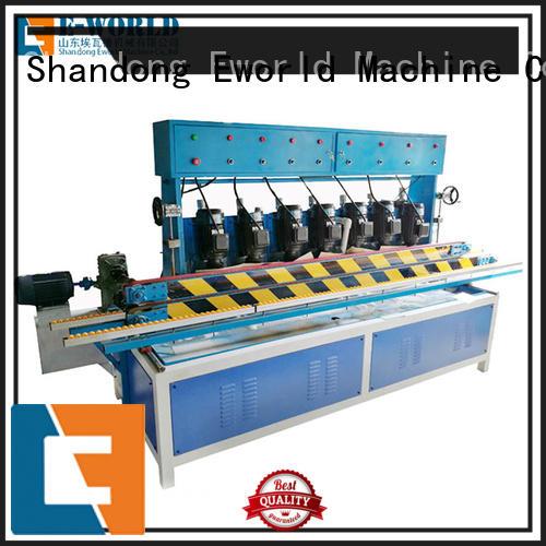 Eworld Machine fine workmanship edge grinding machine machine for manufacturing