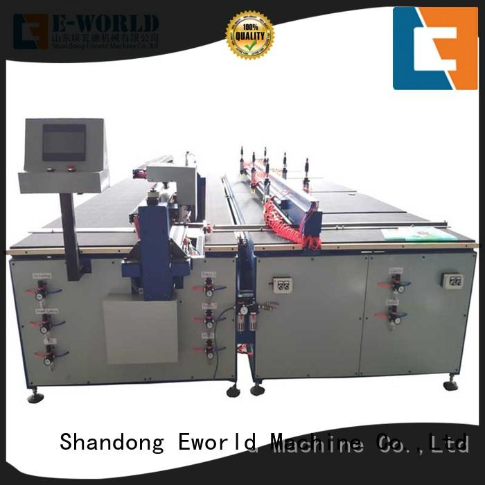 Eworld Machine stable performance cnc glass cutting dedicated service for machine