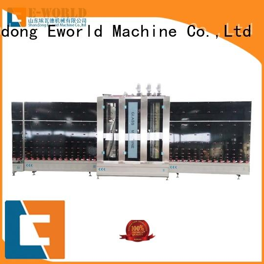 standardized flat pressing insulating glass machine factory for industry Eworld Machine
