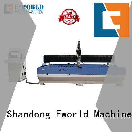 high reliability cnc glass groove milling machine shaped foreign trader for machine