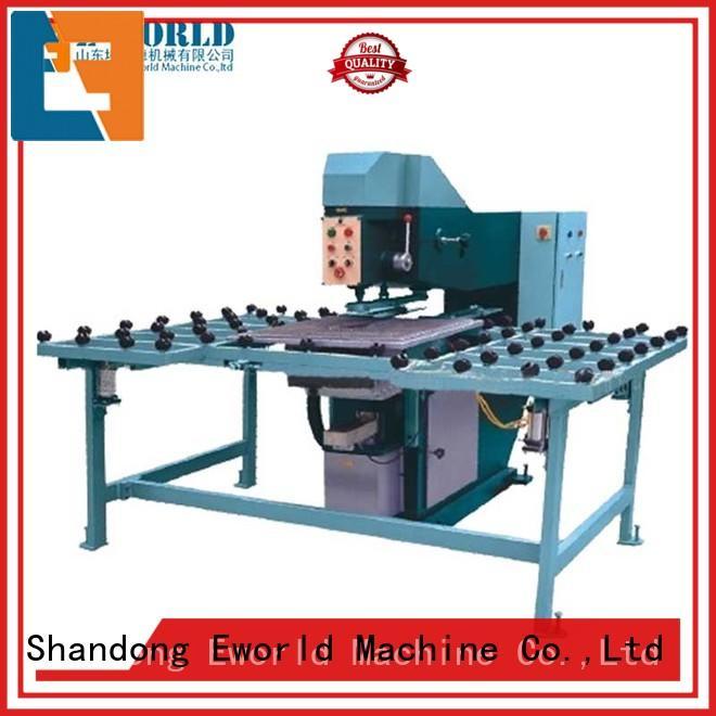 standardized manual glass drilling machine international trader for distributor Eworld Machine