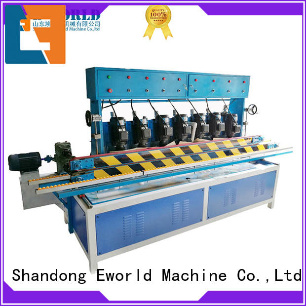 trade assurance shape glass grinding machine processing supplier for industrial production