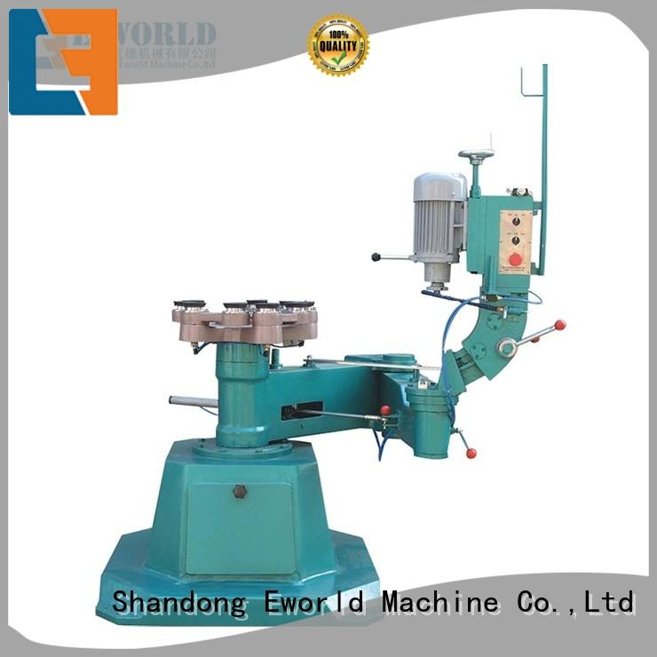 Eworld Machine pencil glass beveling machine OEM/ODM services for industrial production