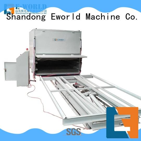 Eworld Machine low cost curved glass laminating machine supplier for manufacturing