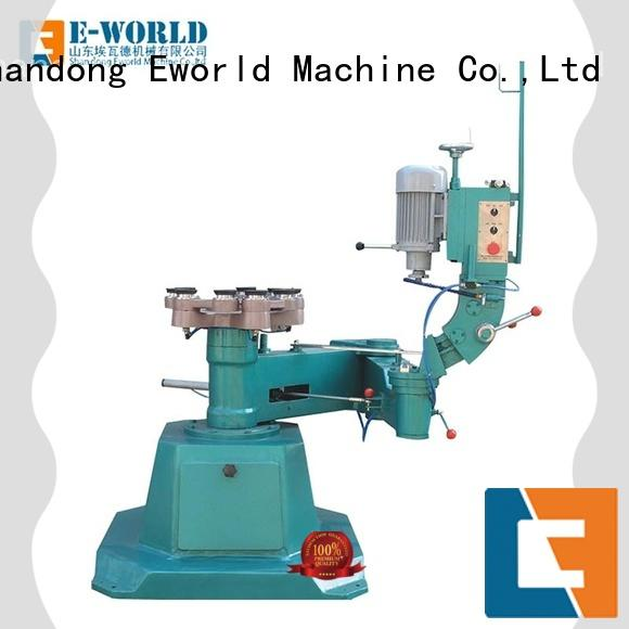 Eworld Machine small glass grinding machine OEM/ODM services for manufacturing