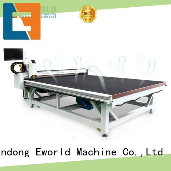 stable performance industrial glass cutting machine exquisite craftsmanship for machine Eworld Machine