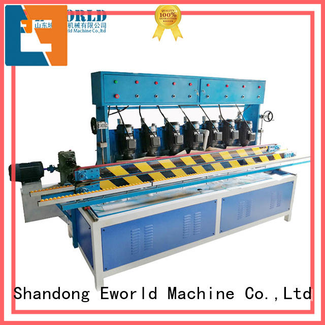 trade assurance glass beveling machine straight OEM/ODM services for global market