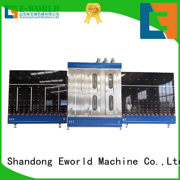 Eworld Machine vertical glass drying machine supplier for manufacturing