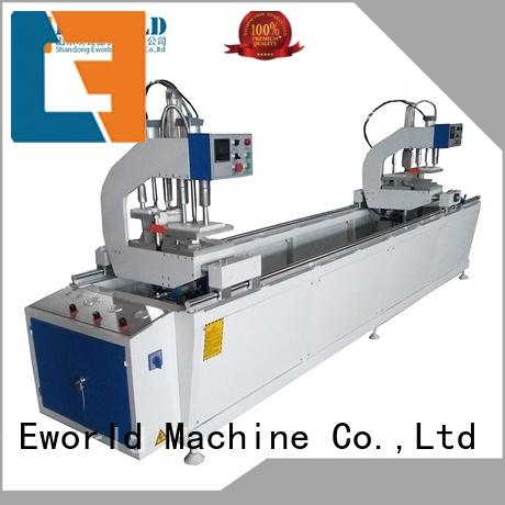 customized upvc door window making machine professional supplier for manufacturing