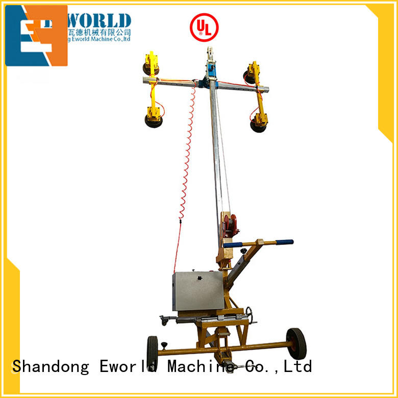Eworld Machine original glass handling equipment factory for distributor