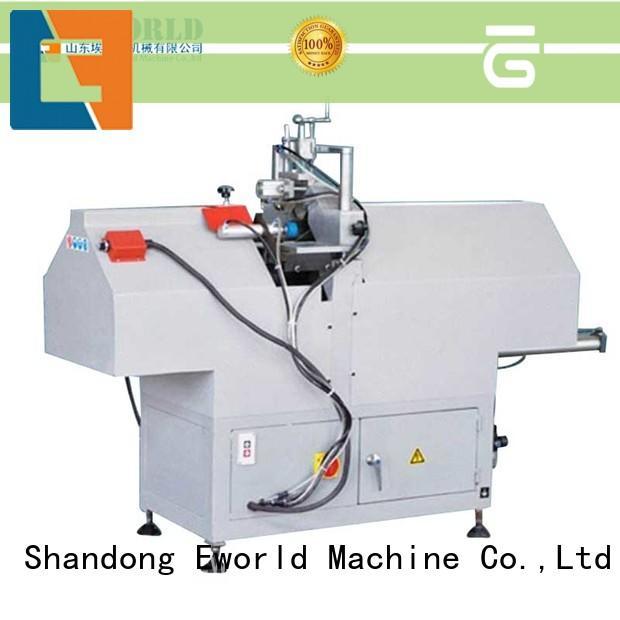 Eworld Machine customized upvc welding machine price supplier for industrial production