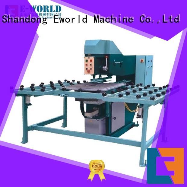 Eworld Machine inventive glass drilling machine price international trader for manufacturing