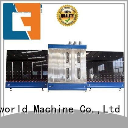 Eworld Machine trade assurance vertical glass washing machine factory for manufacturing